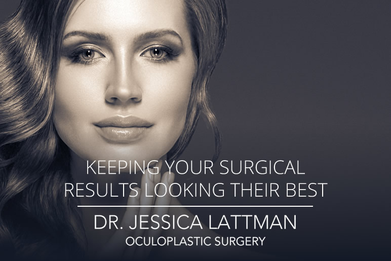 Keeping Your Surgical Results Looking Their Best