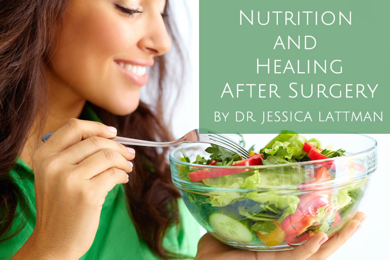 Nutrition and Healing after Surgery